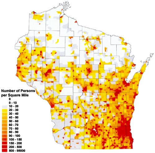 Wisconsin Ag History Wisconsin Corn Agronomy - Map of wisc