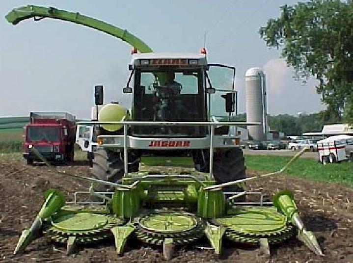 corn chopper machine